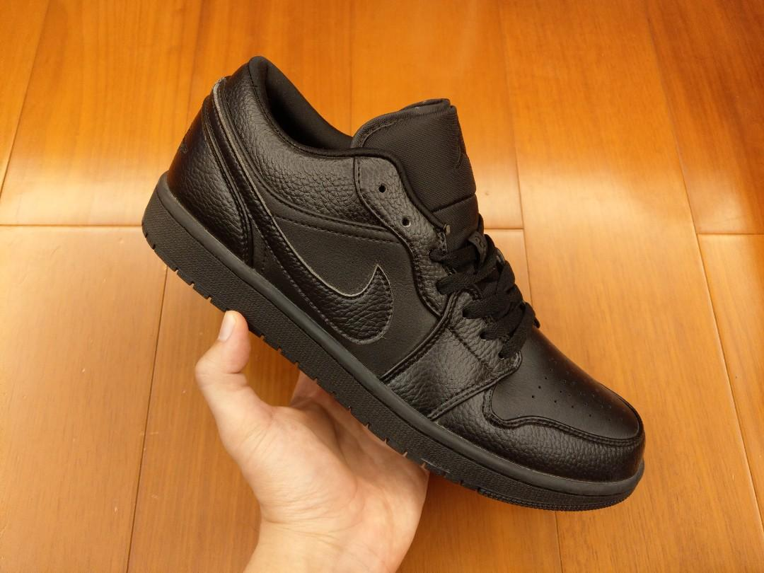 某某牌 Air Jordan 1 low black