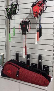 adidas badminton 9支裝羽球袋