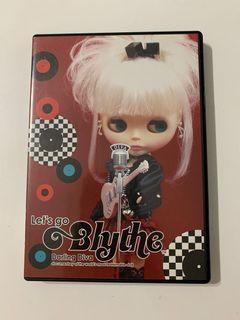 Anniversary Blythe Darling Diva Dvd