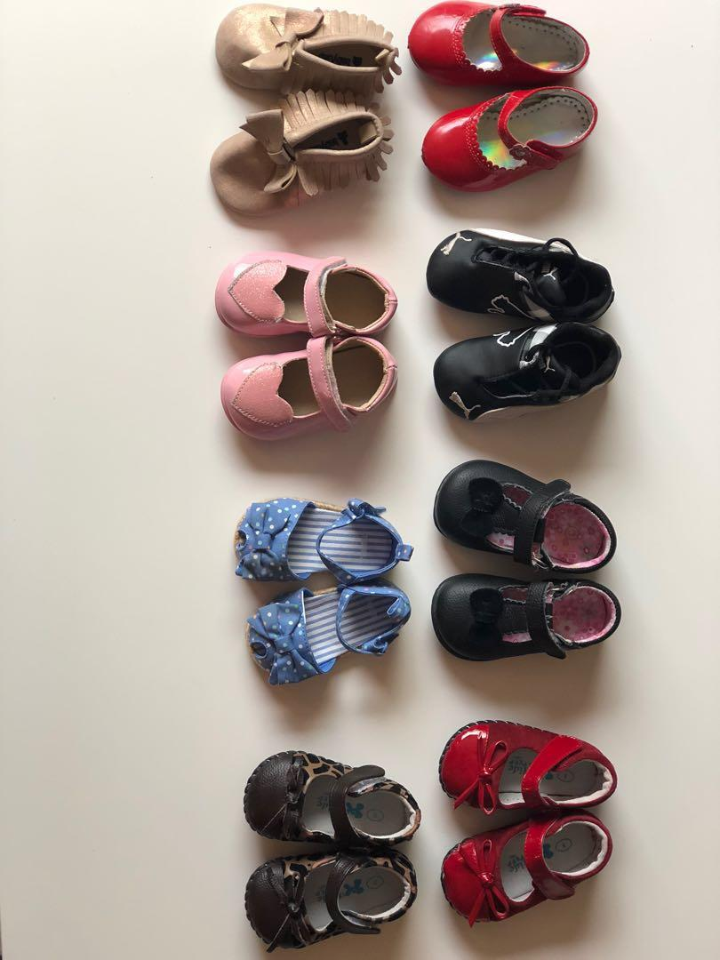 Baby girl shoes 12 months and up