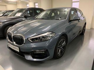 BMW 118iA Sport  2019(STORM BAY) Auto
