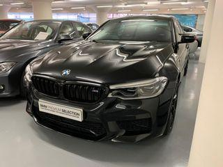 BMW M5 Saloon (Black Sapphire) Auto