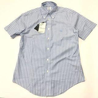 Brooks Brothers 鈕扣領牛津條紋襯衫 全新含標