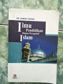 Buku ilmu pengetahuan dalam perspektif islam