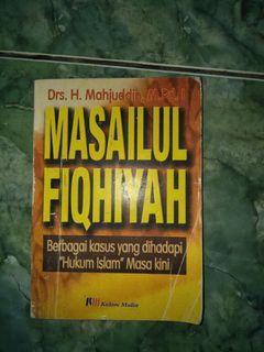 Buku masailul fiqhiyah