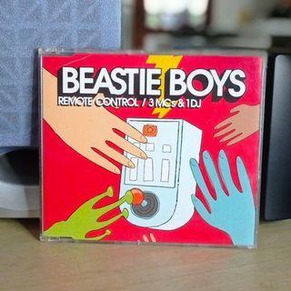 CD Single Beastie Boys – Remote Control / 3 MC's & 1 DJ