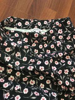 Cotton Ink celana pattern pants