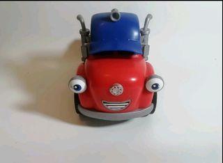 Disney Pixar Semi-Truck