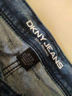 DKNY JEANS LIGHTWEIGHT DENIM ( 32x32 )