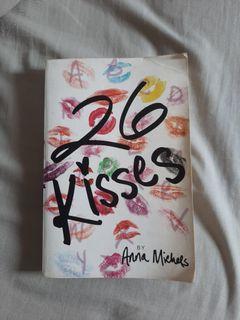 [ENGLISH NOVEL] 26 Kisses