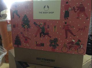 Gift set strawberry