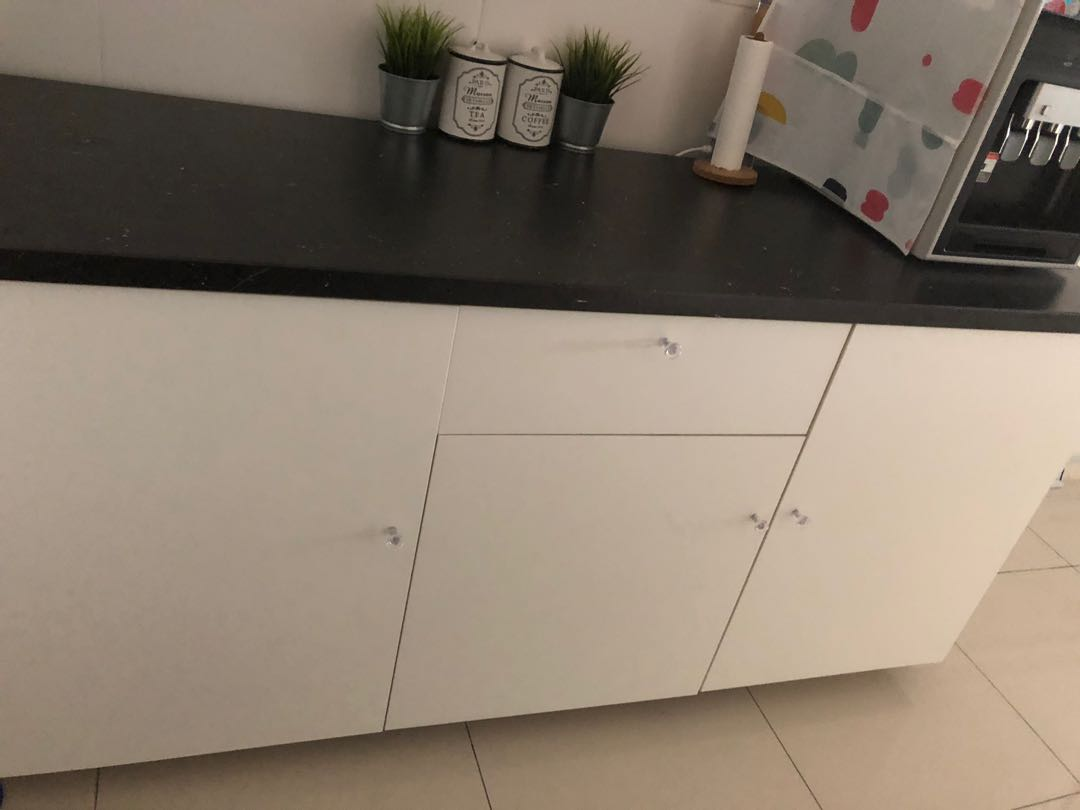 Ikea Haggeby Kitchen Cabinet Home Furniture Others On Carousell