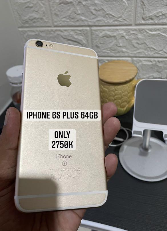 Iphone 6s plus 64gb murah