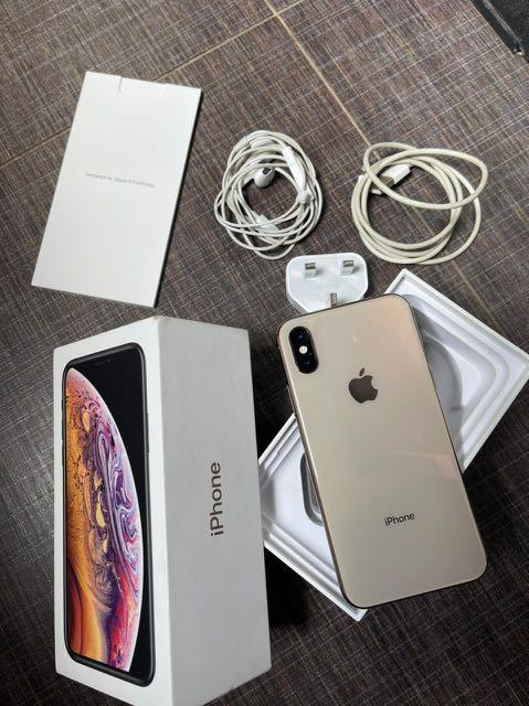 iPhone XS 256 GOLD