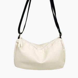 [JSK066] Shoulder Bag_Ivory