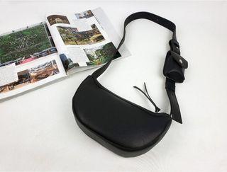 [JSK071] Shoulder Bag_Black/ Made In Korea