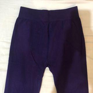 legging ungu