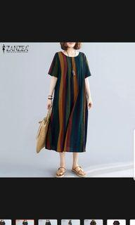 Long Loose Dress