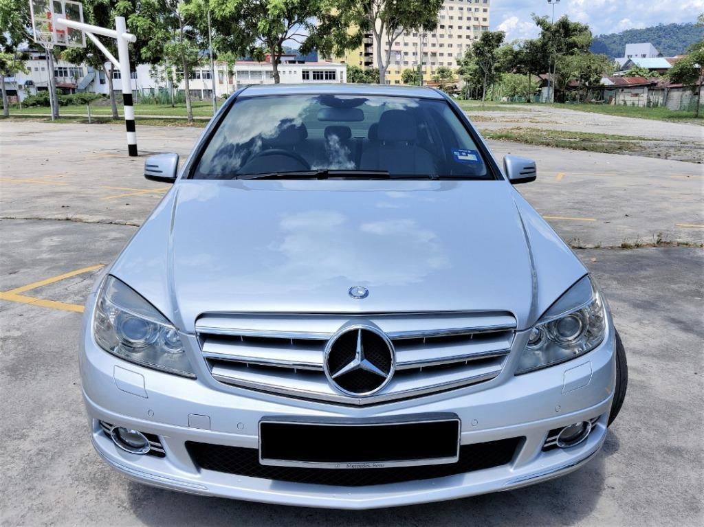 Mercedes-Benz C200K 1.8 Avantgarde Sedan [CAR KING][1 YEAR WARRANTY][VERY LOW MILEAGE][ONE OWNER]