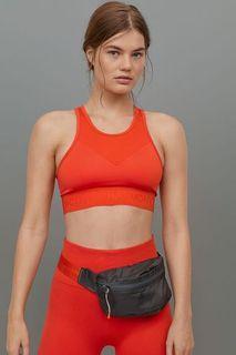 (DISC 50%) Orange sport bra H&M