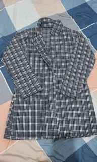 Outwear tartan