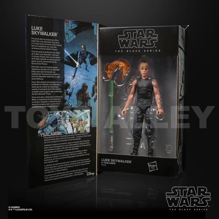 [Preorder] Star Wars The Black Series Lucasfilm 50th Anniversary Luke Skywalker
