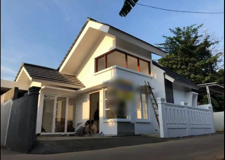 Rumah baru Minimalis di Jatikramat Jatiasih pondok gede