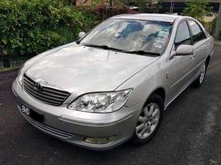 Toyota Camry 2.4V Full Spec (Auto) Full Leather Seat Low Mileages