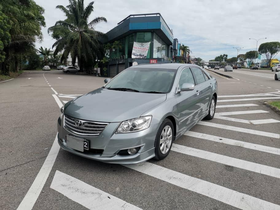 TOYOTA CAMRY G SPEC 2.0AT 2007TH