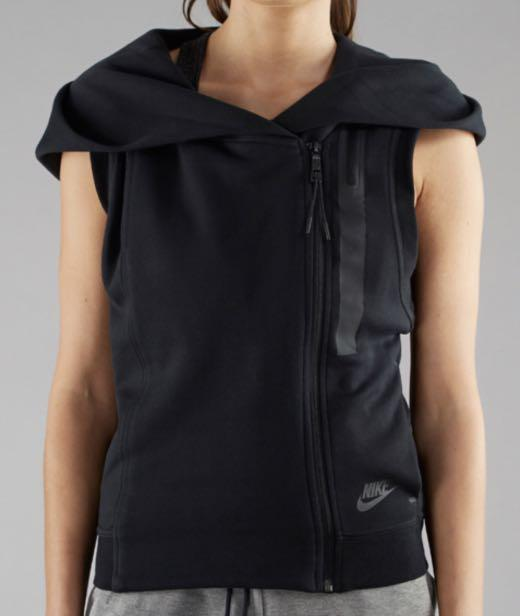 Woman's Nike Tech Fleece vest: size XS