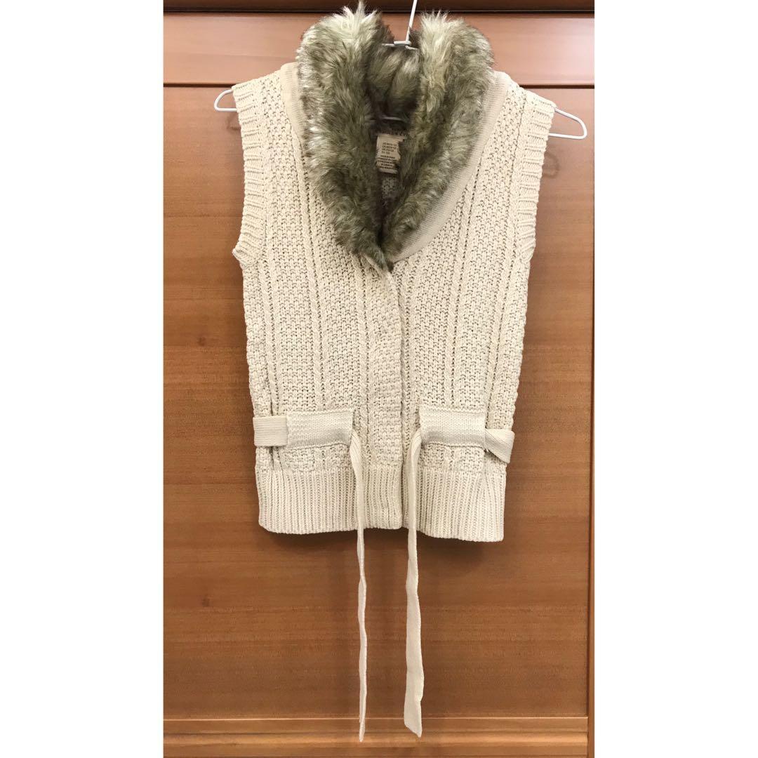 毛料針織上衣150cm