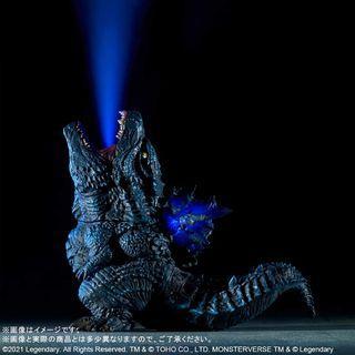 【🇯🇵免本地運費】日本直送 原裝進口 日版 Deforeal 哥斯拉 Godzilla X PLUS SFX  ABS&PVC製 哥斯拉 發光 噴霧 模型