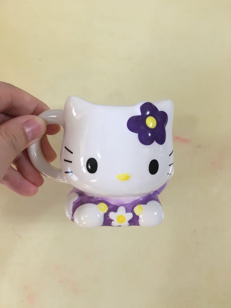 日本 Hello Kitty小杯子