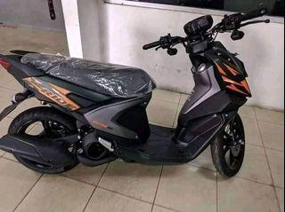 ALL NEW X-RIDE 125
