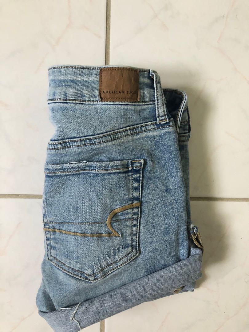 American Eagle Denim Shorts (4)