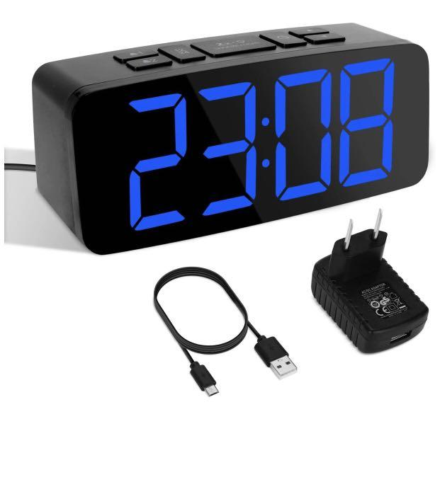 Brand new digital Alarm Clocks for Bedrooms