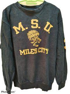 Champion M.S.U Miles City Sweatshirt