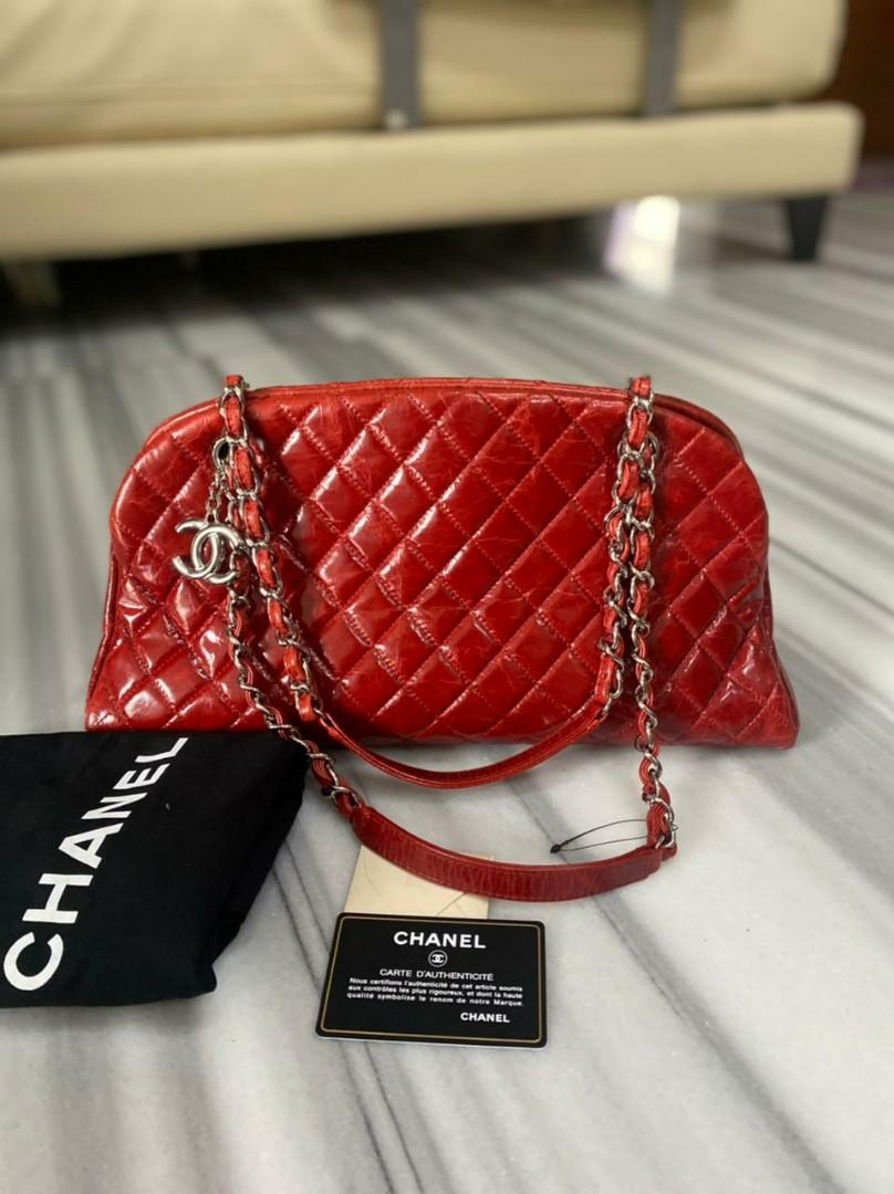 Chanel mademosaille calf