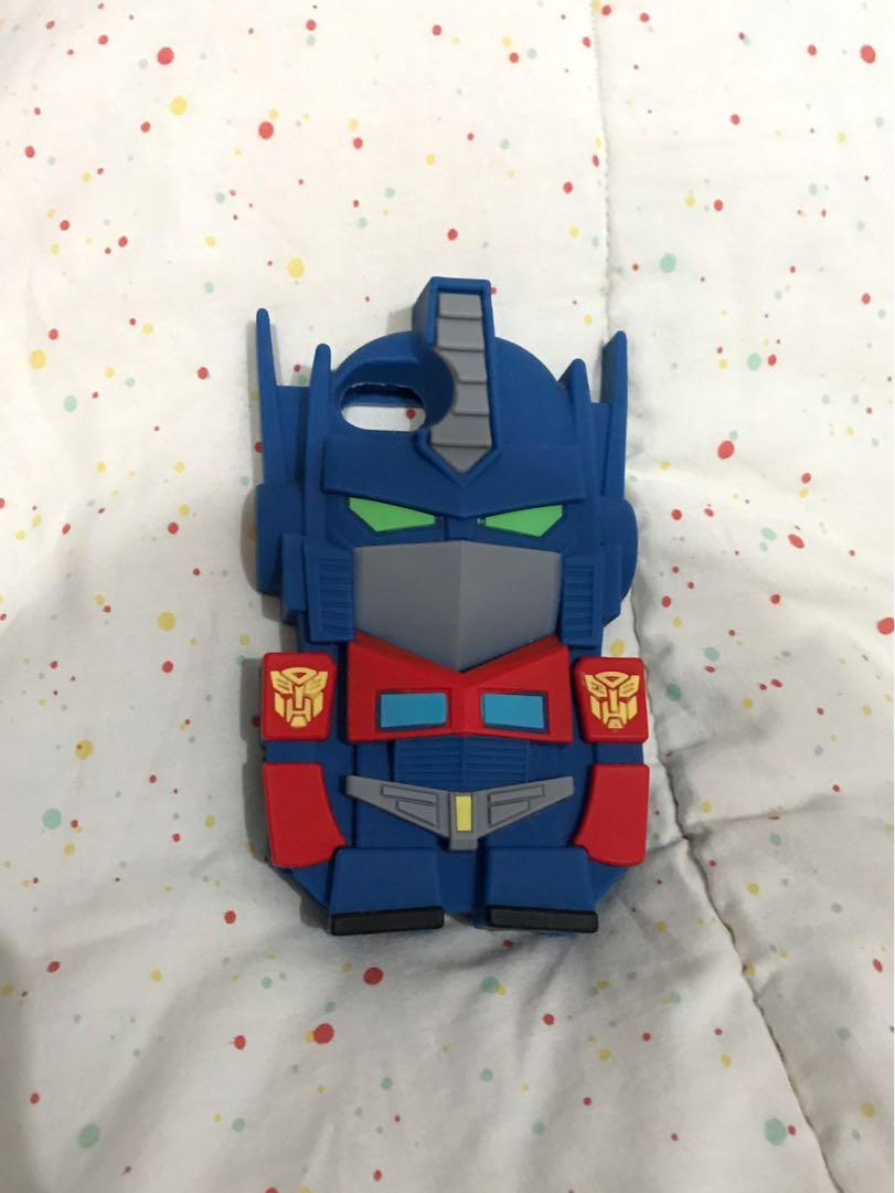 Transformers Iphone 5 Soft Case