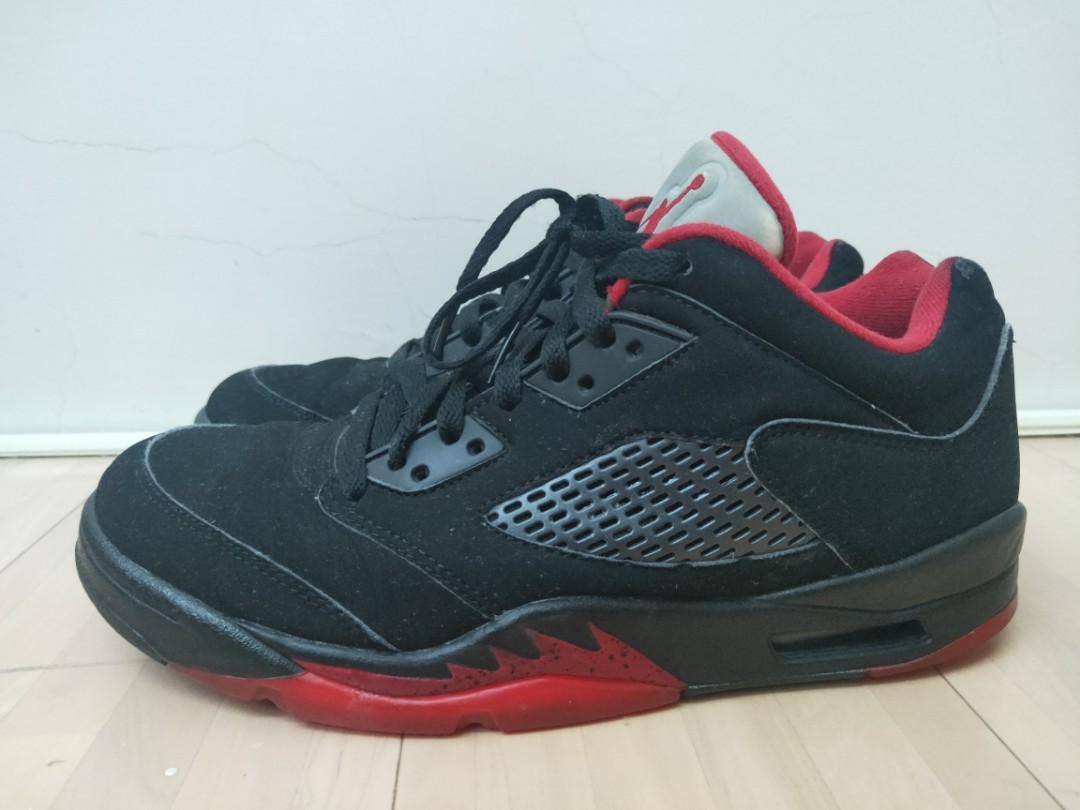 Jordan 5 low bred