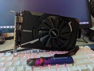 MSI Aero ITX GTX 1050 ti