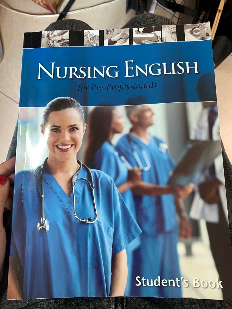 Nursing english