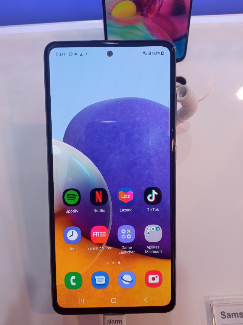 Samsung Galaxy A72 128GB bisa cicilan tanpa CC