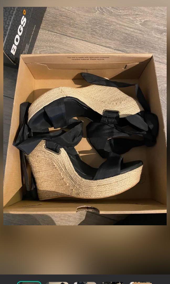UGG heels - size 5.5