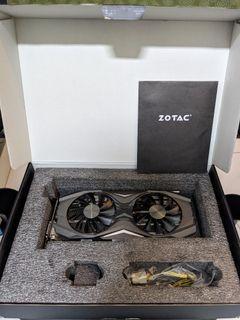 Zotac GTX 1070 Amp Edition 8GB