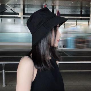 全新/黑色漁夫帽🖤🖤