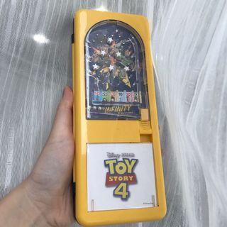 全新玩具總動員彈珠鉛筆盒 復古彈珠台下台鉛筆盒 玩具總動員4 #618
