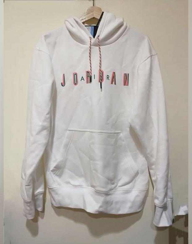 Air Jordan hoodie size:M
