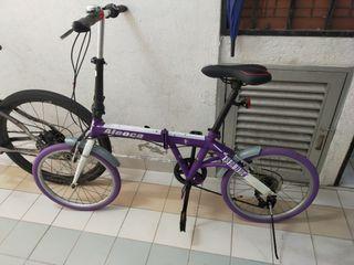 Basikal Lipat (Folding Bike)