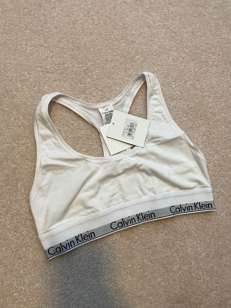 Calvin Klein Bralette (S)